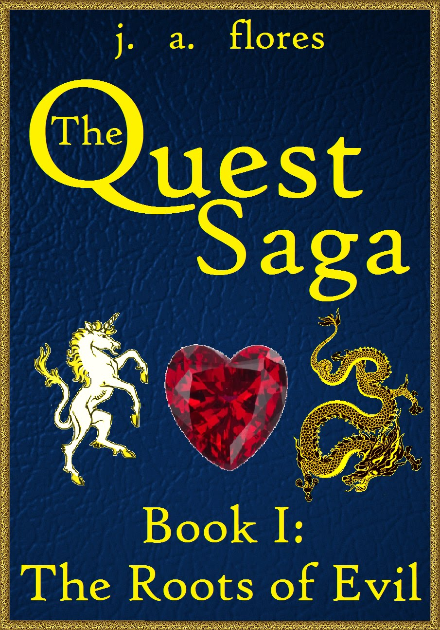 The Quest Saga by: j.a.flores