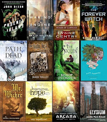 Debut Author Challenge Cover Wars - Debut Cover of Year!