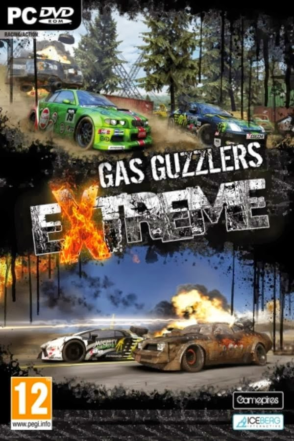 Gas Guzzlers Extreme Reloaded pc game