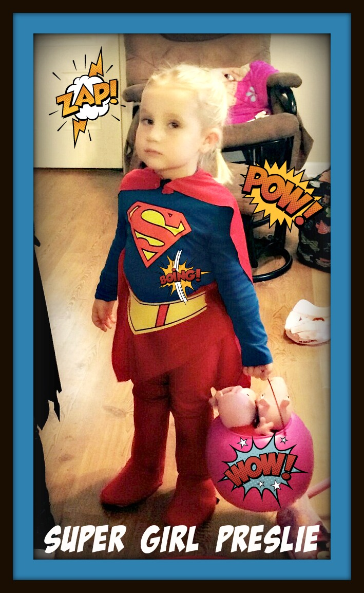 Super Girl Preslie