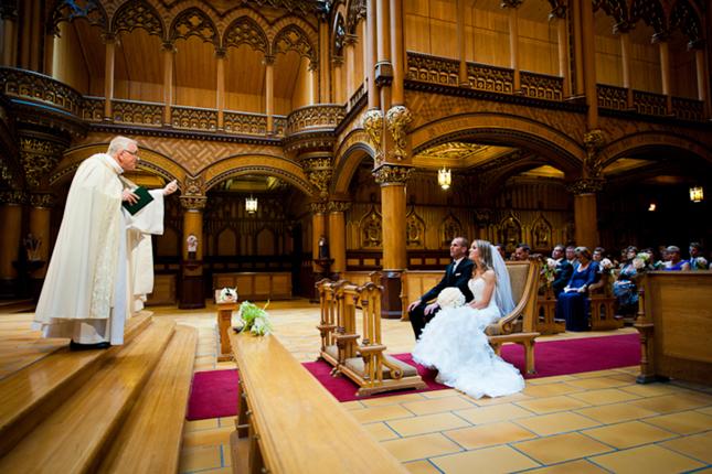Montreal Wedding By Phototerra