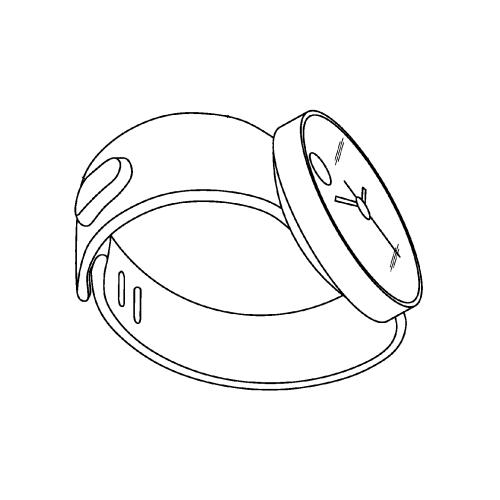 Samsung Patent Circular Smartwatch