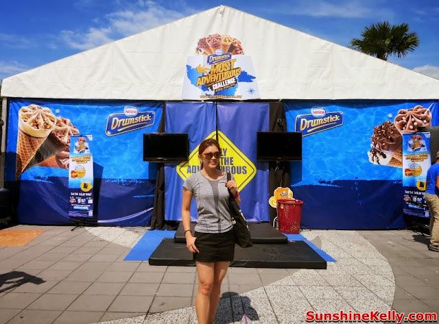 Nestle Drumstick Adventure Challenge, nestle, drumstick, choclate, ice cream, challenge, adventure