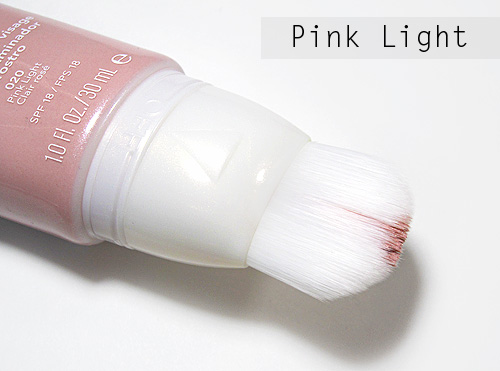 revlon illuminator pink light