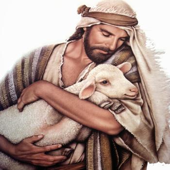 JESUS BOM PASTOR...
