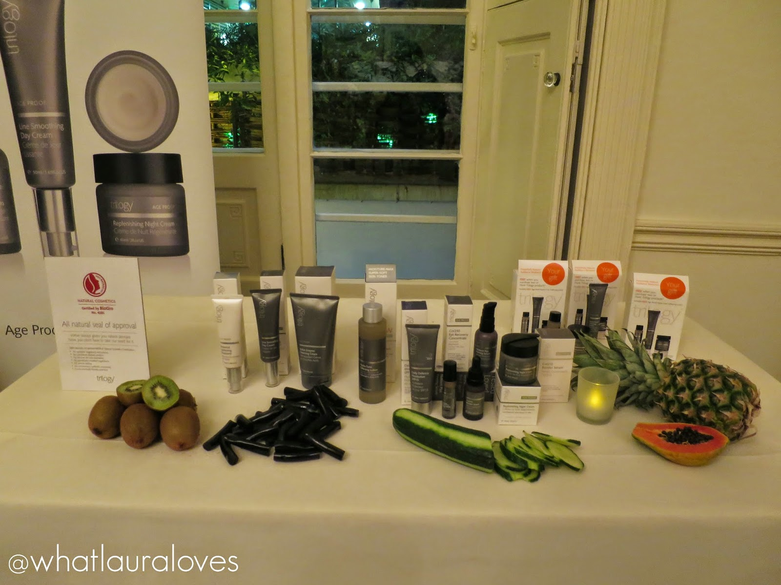 Trilogy Age Proof Skincare Line Beauty Review