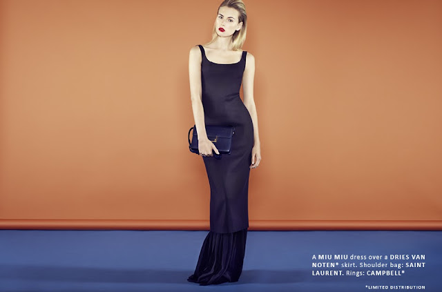 My Theresa Autumn Fall Campaign 2013