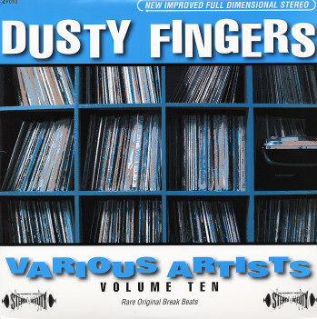 Dusty Fingers Vol 10 (2003) (Vinyl) (192kbps)
