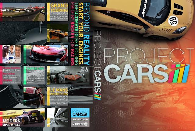 تحميل لعبة Project CARS برابط واحد مباشر