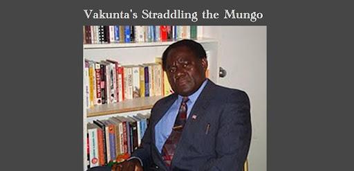 DR. VAKUNTA'S STRADDLING THE MUNGO