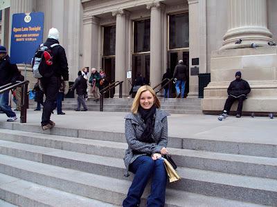 Steps of The Met