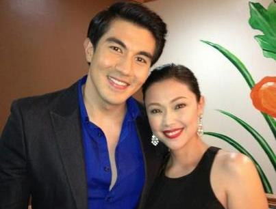 Luis Manzano is James Ventura in be Careful with My Heart