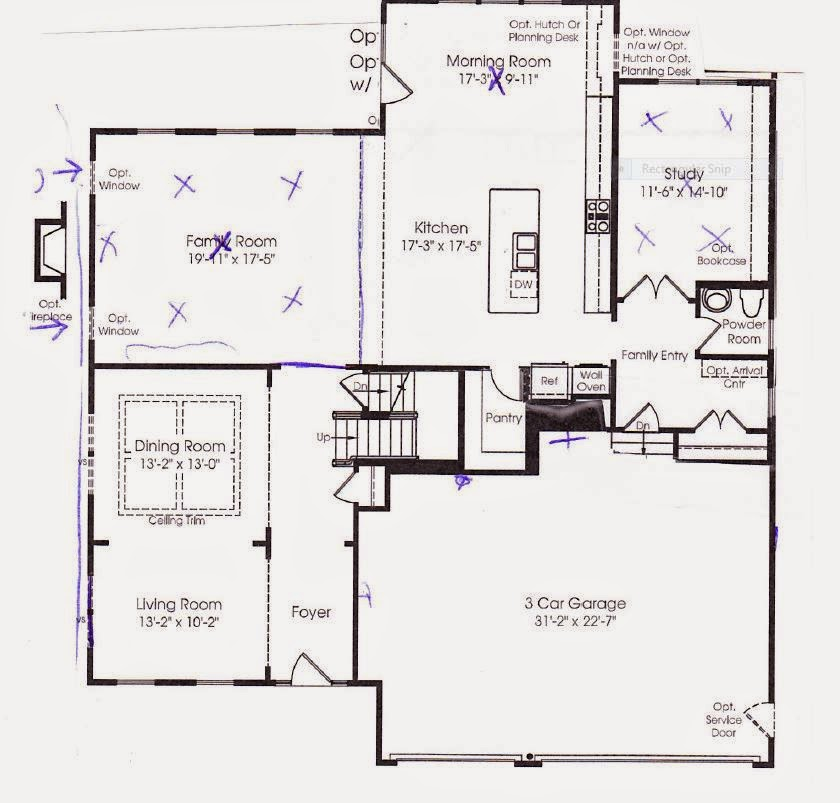 Ryan Homes Floor Plans Ohio