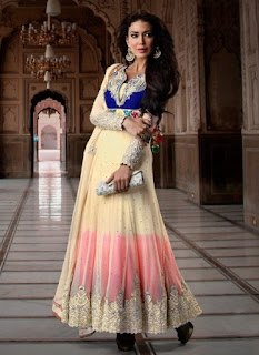 Bridal-Anarkali-Dress-for-Mehndi