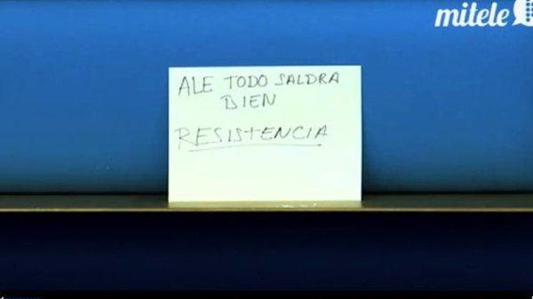 PARA ALEJANDRO, DE CARLOS