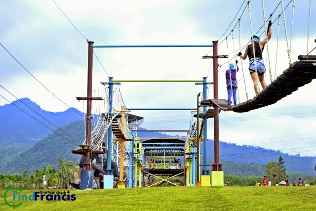 Campuestohan Rope Course