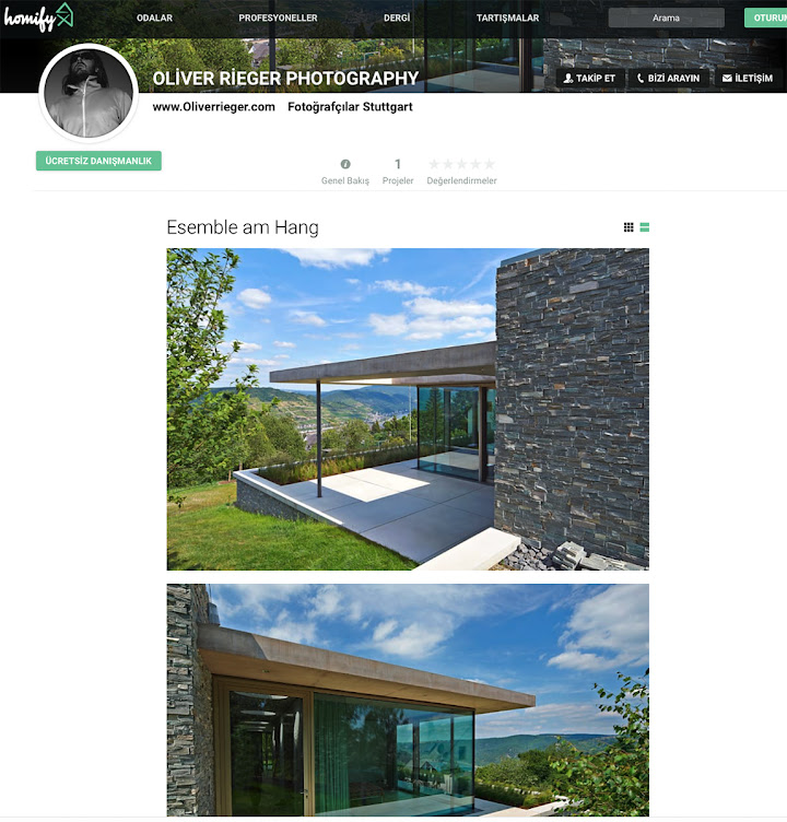 Bericht Pape+Pape Architekten auf Homify