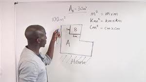 Cómo calcular el área de una figura