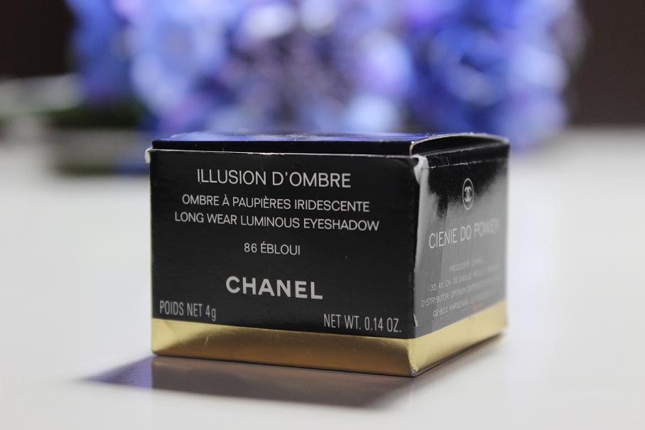 Kolejny Chanelkowy ulubieniec- Ebloui