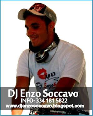 DJ Enzo Soccavo, Napoli, Italy