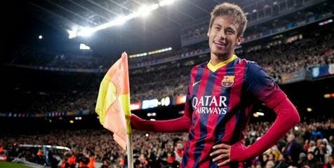 Foto Model Rambut Neymar 2015