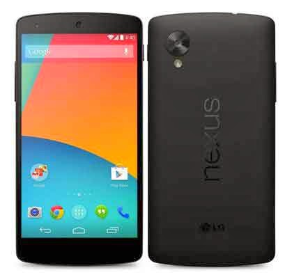 Nexus 5 best android phone 2014