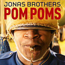 portada del single pom poms