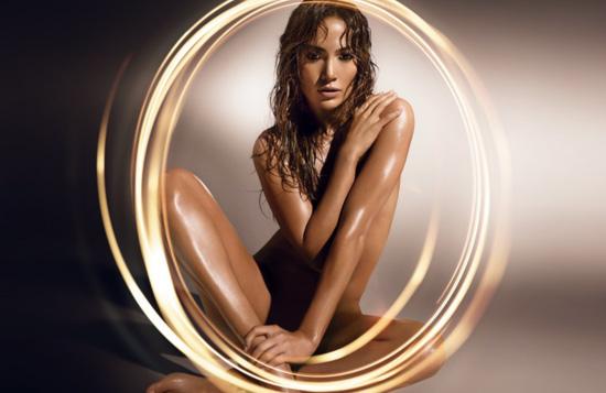 Glowing, le nouveau parfum de Jennifer Lopez