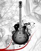 Un corazón de guitarra quisiera para cantar lo que siento.