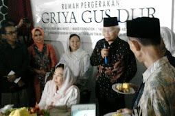 Griya Gus Dur: Meneruskan Spirit dan Perjuangan Gus Dur