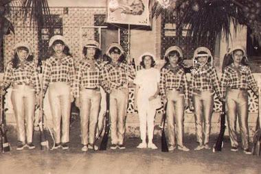 bacamarteiras do Cabo em 1967