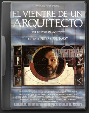 El vientre del arquitecto (BRRip Ingles Subtitulado) (1987)