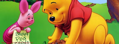 Couverture facebook winnie the pooh