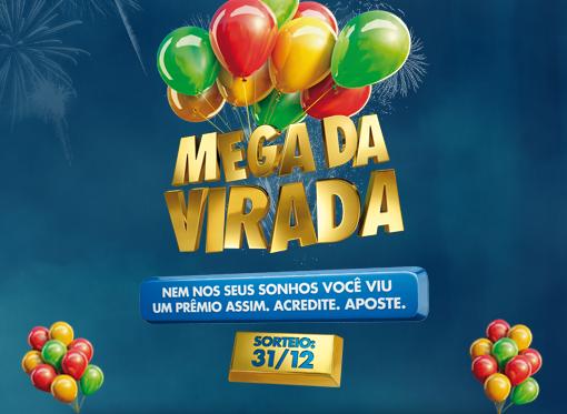Mega Sena da Virada 2014 / 2015 - Resultado Mega Sena 1665