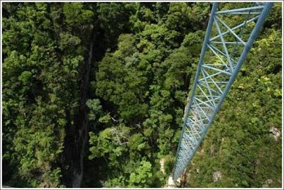 The Langkawi sky bridge