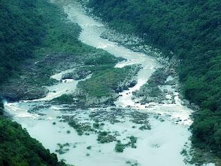 Cachoeirão do Rio das Antas, entre Nova Pádua e Nova Roma do Sul