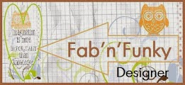Proud DT for Fab & Funky!