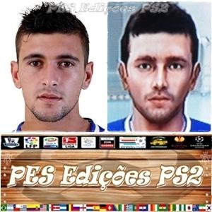 De Arrascaeta (Cruzeiro) PES PS2