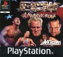ECW Anarchy Rulz - PS1 - ISOs Download