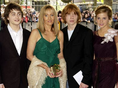 J K Rowling Daughter Jessica Rowling Arantes