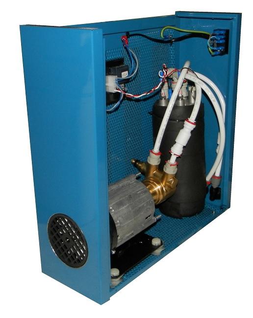 Osmosi, microfiltrazione, erogatori acqua: Carbonatore a caldo per acqua frizzante