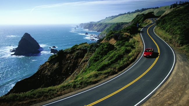 Rent A Car To Drive Pacific Coast Highway