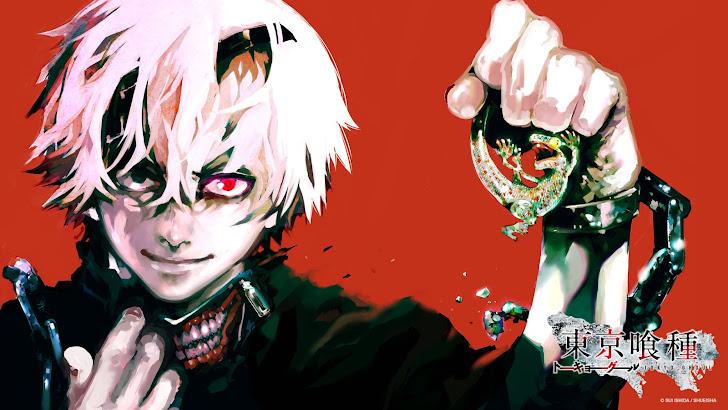 ken kaneki tokyo ghoul characters anime