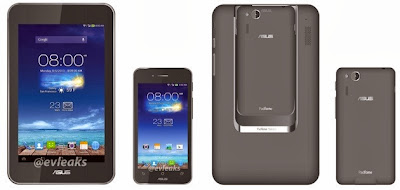 New ASUS Padfone Mini 4.3 leaks online