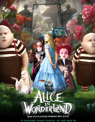 Ilustrasi (Alice Wonderland)