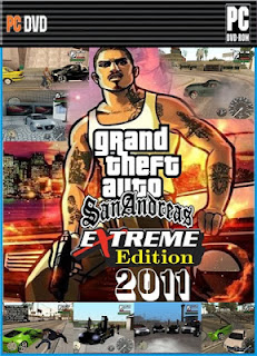 GTA San Andreas Extreme Edition PC Games Free Download