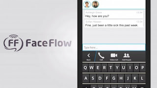 FaceFlow Video Chat for BlackBerry 10 Unveiled!