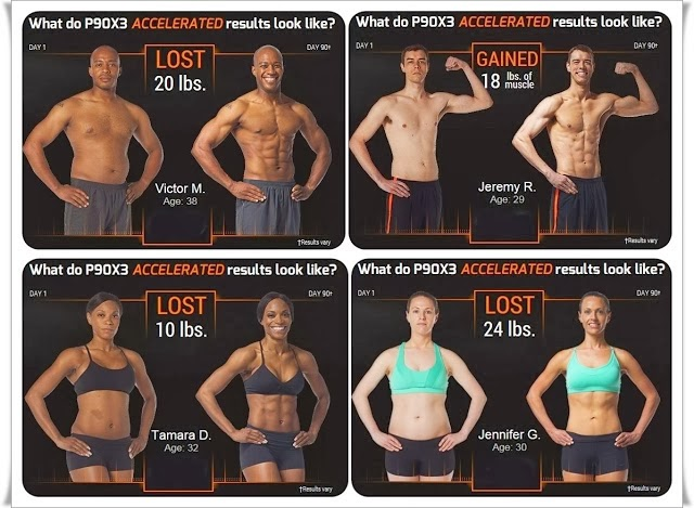 P90X3 Results - Beachbody - www.HealthyFitFocused.com  -  www.teambeachbody.com/JulieLittle