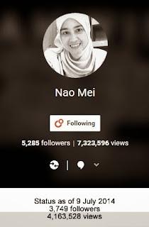 Google Plus - G+ Nao Mei