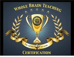 whole brain teaching online professional development, be certified as a whole brain teacher, whole brain teaching, qualified whole brain teacher